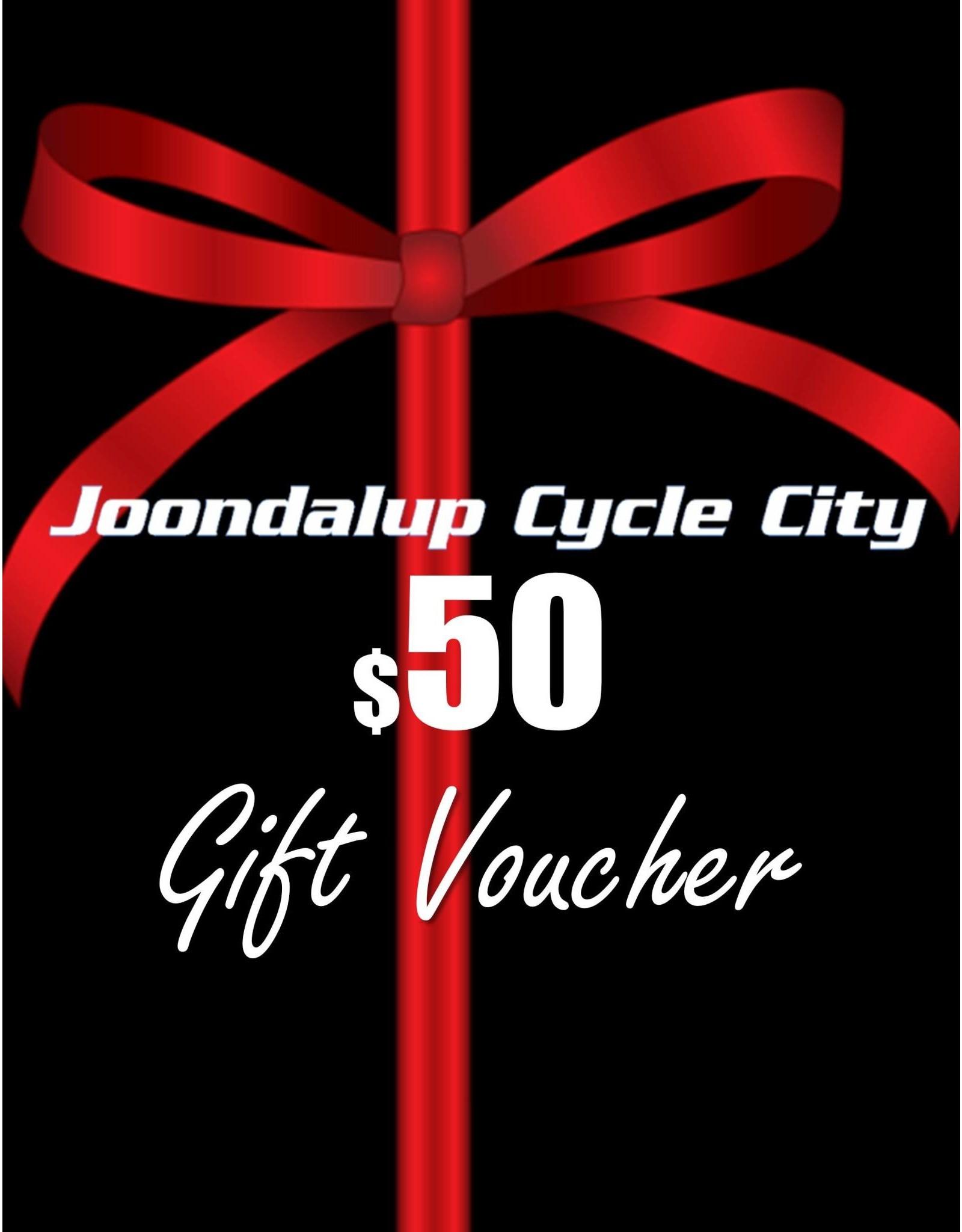 JCC $50 Gift Card