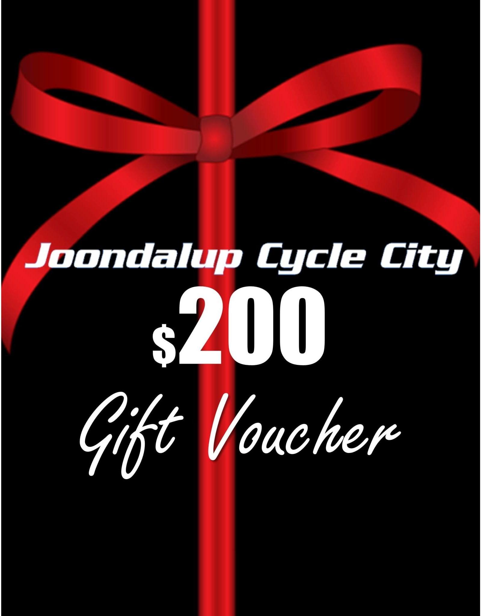 JCC $200 Gift Card
