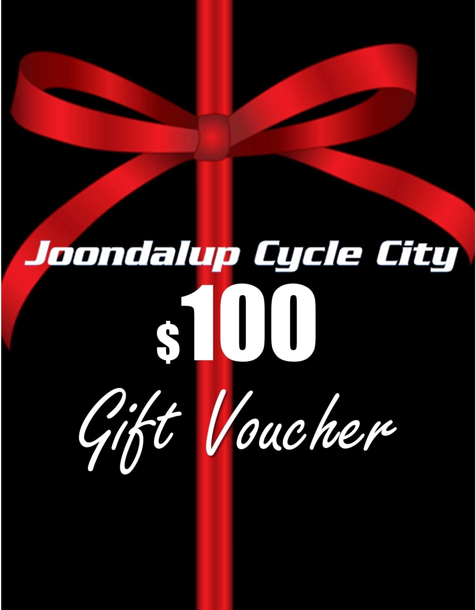 JCC $100 Gift Card