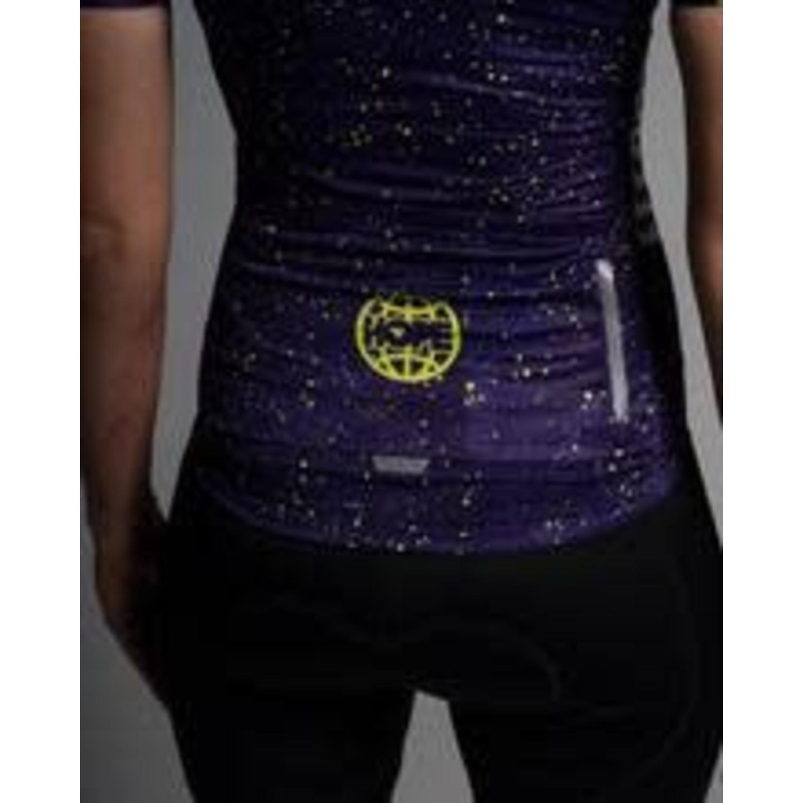 Pedal Mafia PM x OC Drop Cloth Purple Women's Cycling Jersey