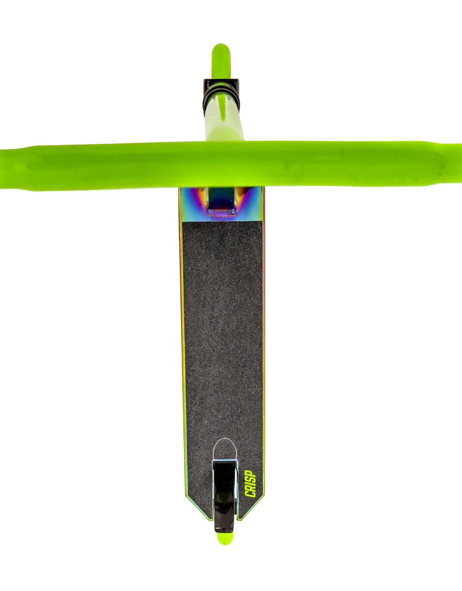 CRISP Crisp Surge Scooter Oil Slick Green