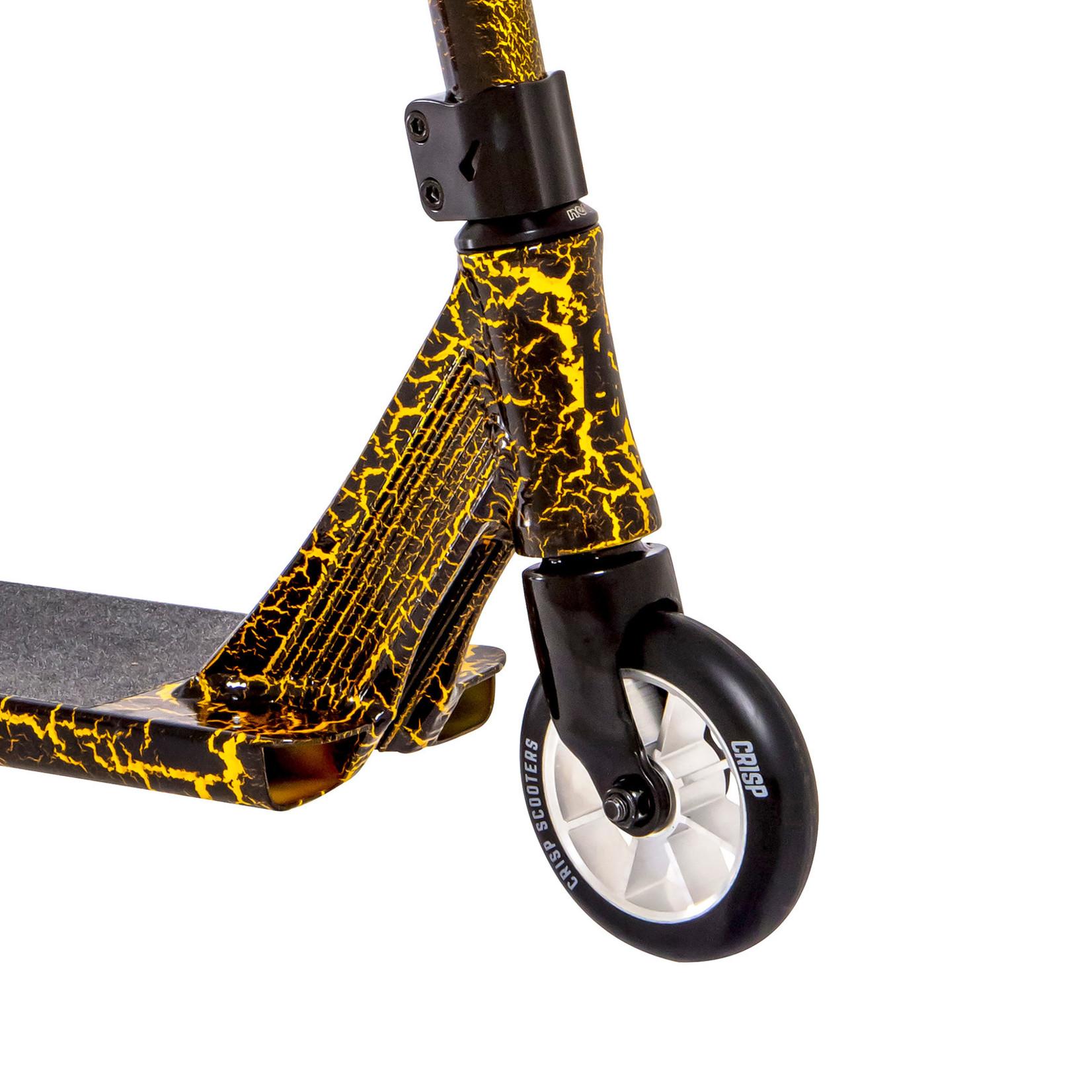 CRISP Crisp Inception Scooter Gold Crackling