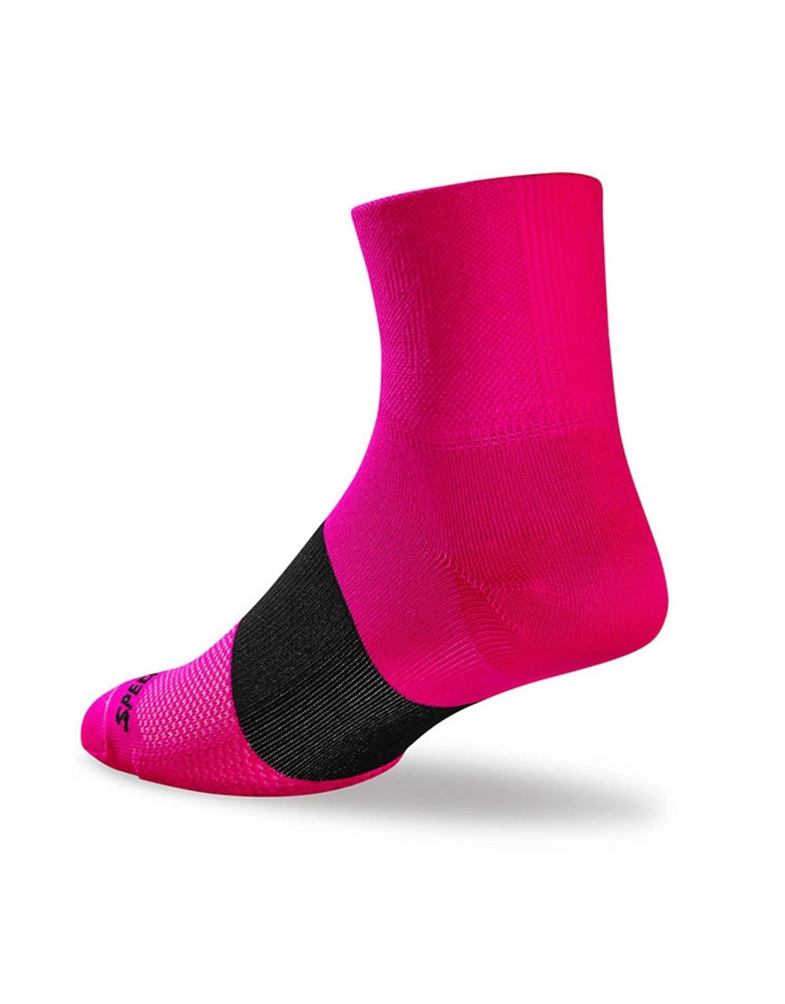 SPECIALIZED Specialized RBX Mid Cycling Socks Pink