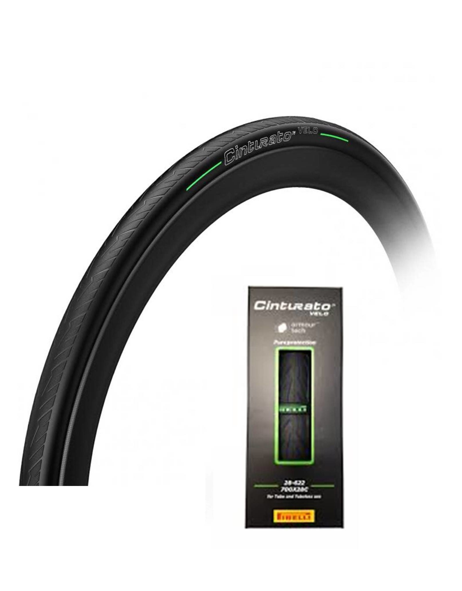Pirelli Cinturato TLR 700 x 26 Green Tyre