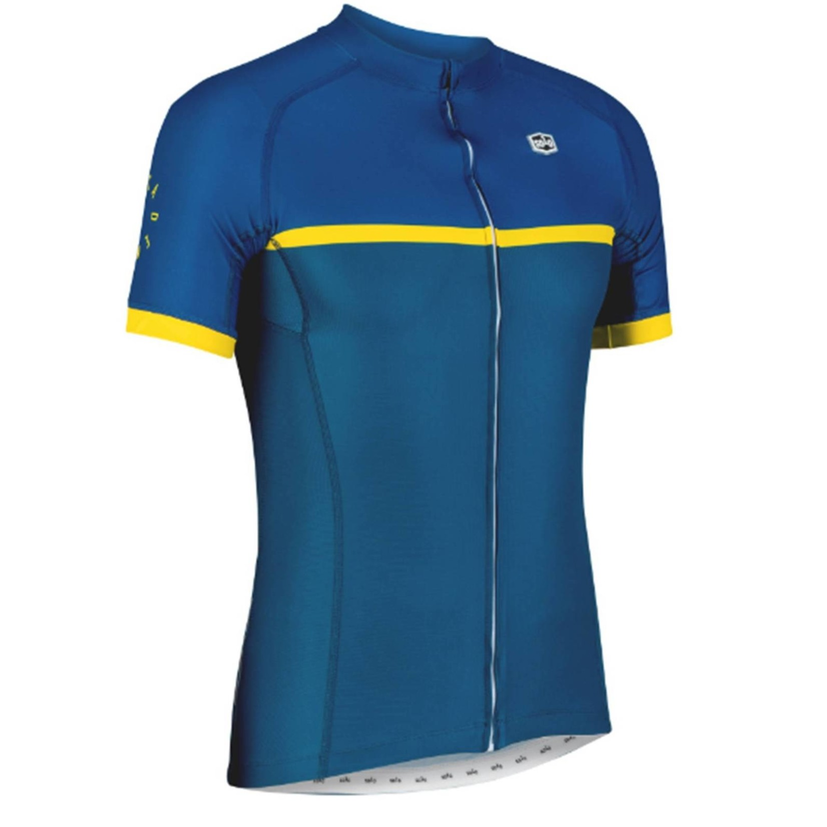 SOLO Solo Cadence Blue/Yellow Jersey