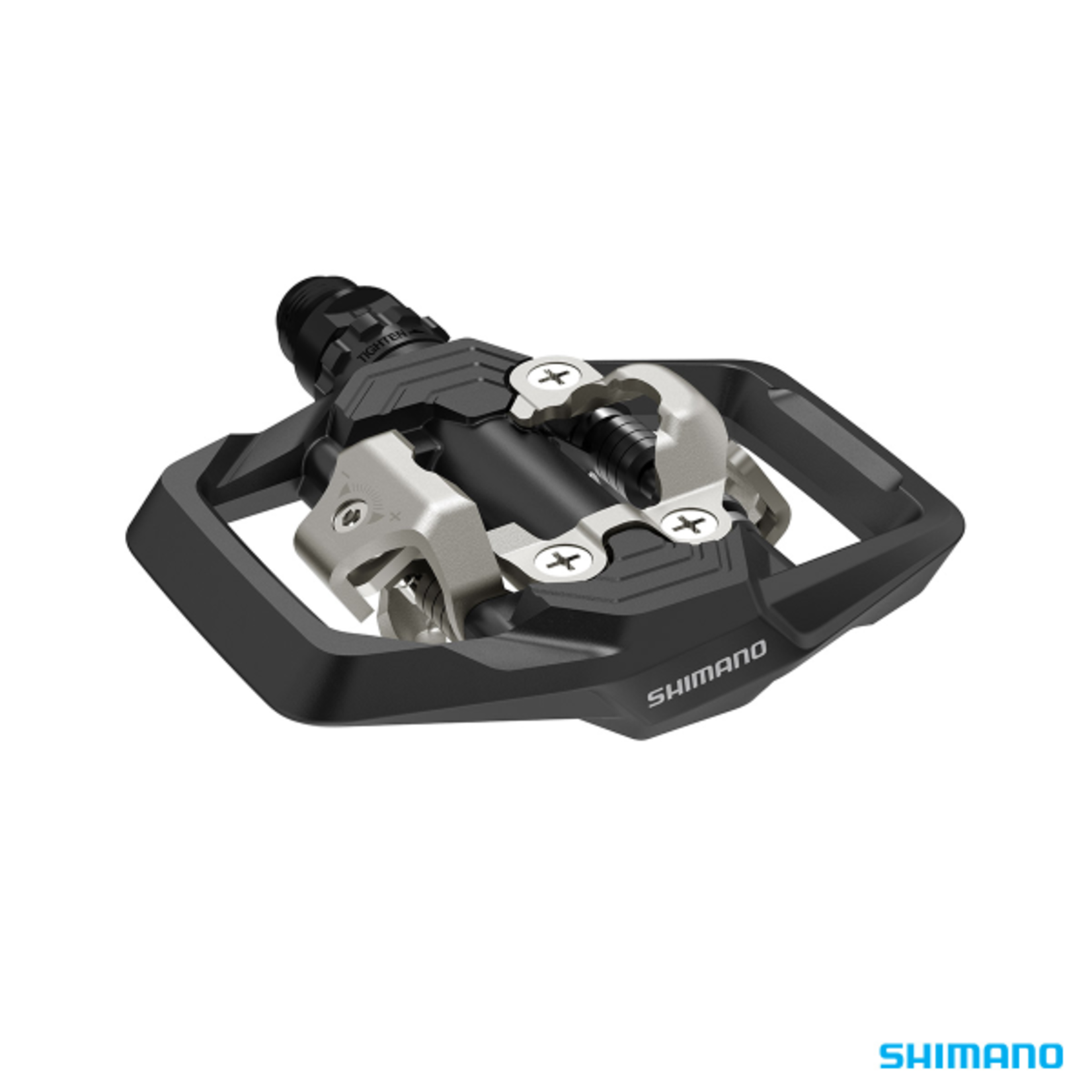 Shimano PD-ME700 Trail Pedals Black