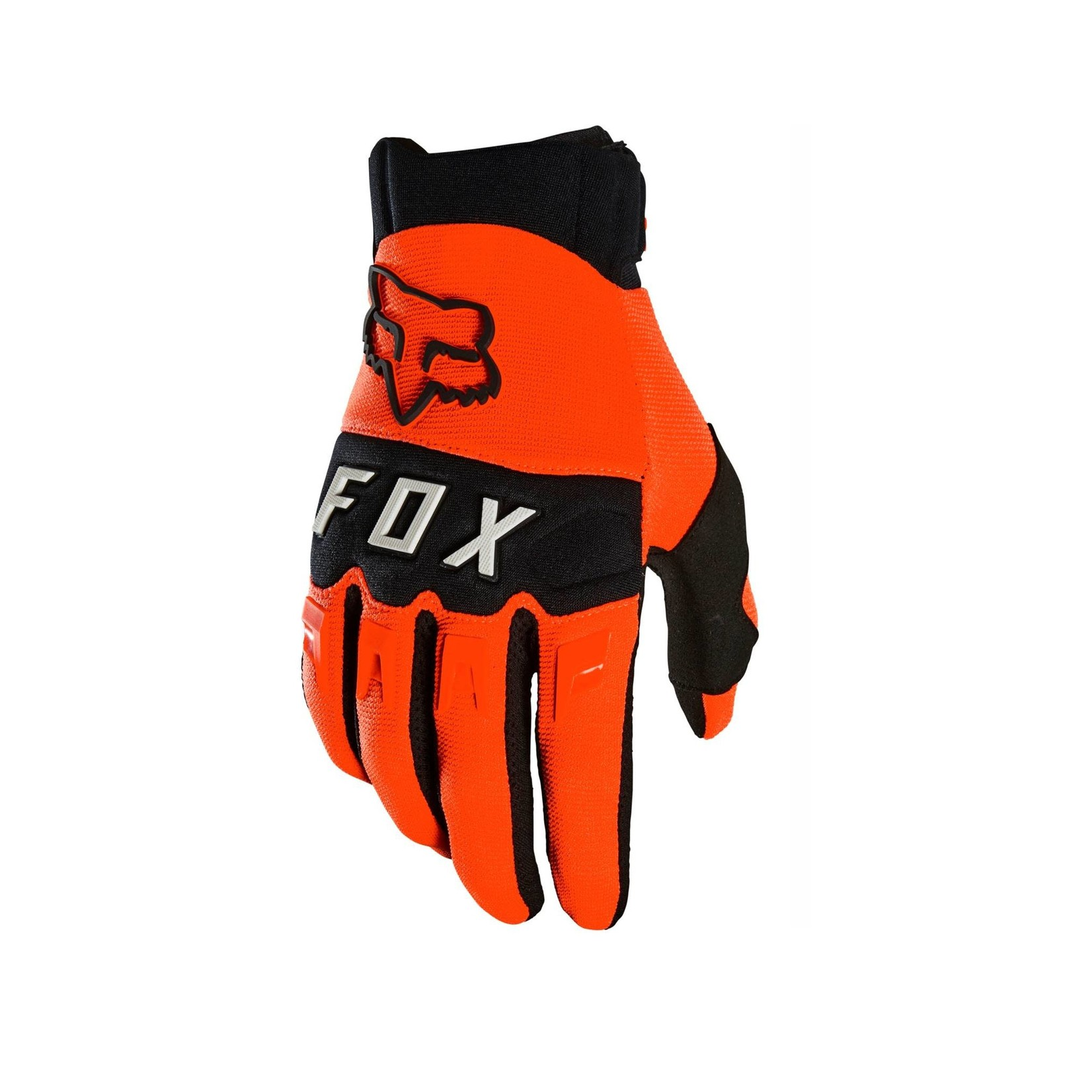Fox Dirtpaw Mountain Bike Glove Orange/Black