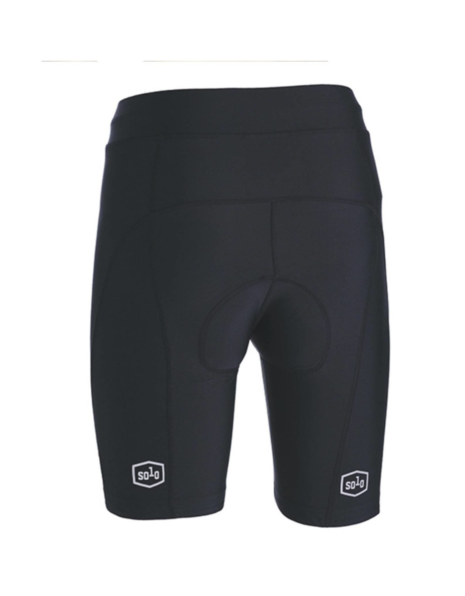 SOLO Solo Sport Womens Cycling Shorts