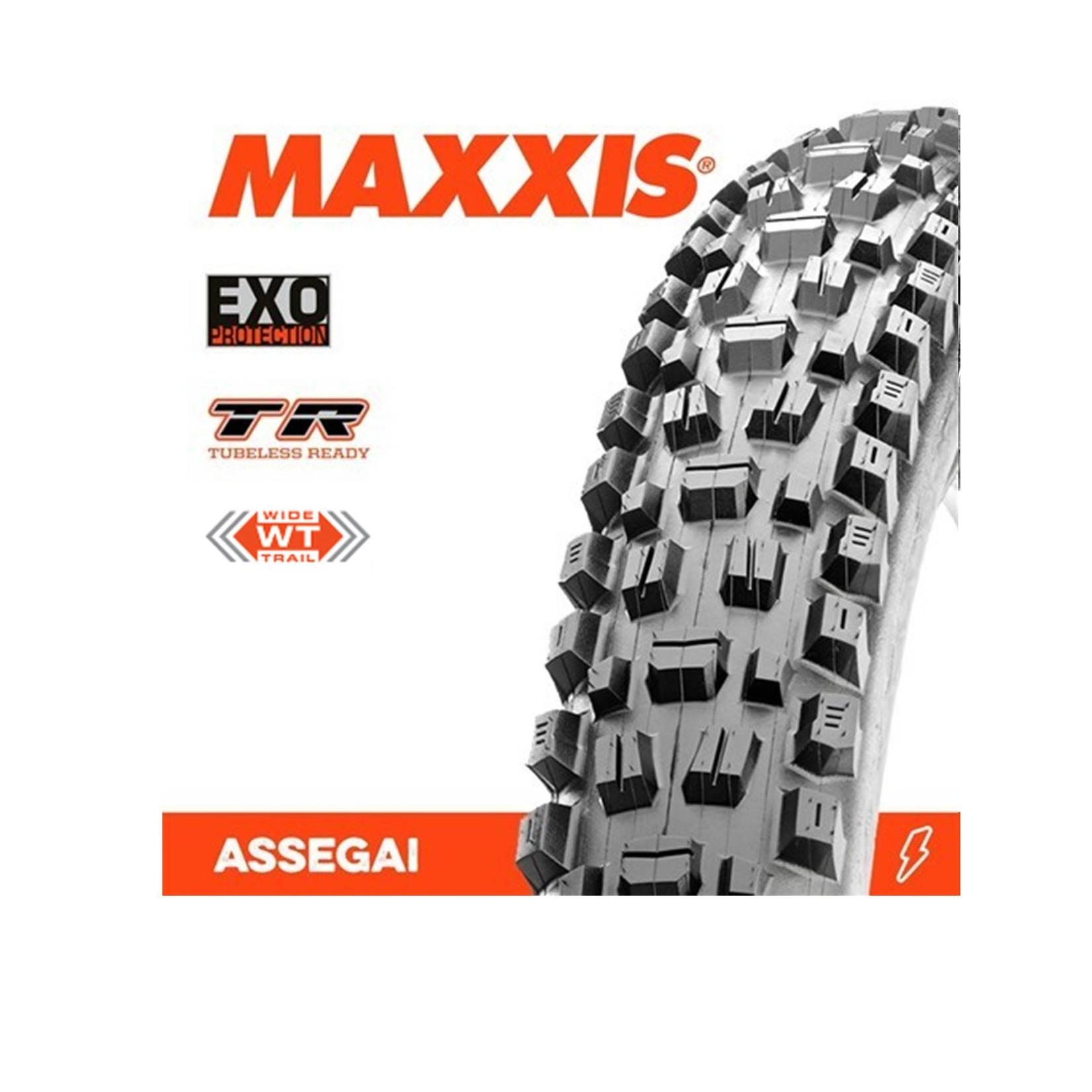 Maxxis Assegai 27.5 x 2.50 WT EXO TR Tyre