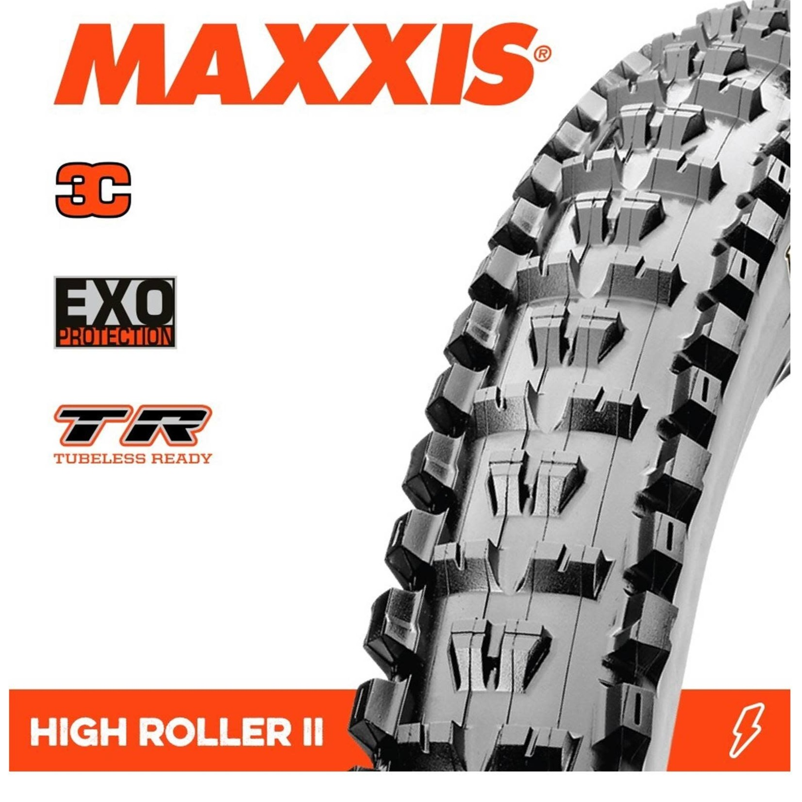 Maxxis Highroller II 29 x 2.3 3C EXO TR Tyre
