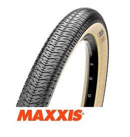 Maxxis Dirt/Street DTH 26 x 2.3 Tan Wall Tyre
