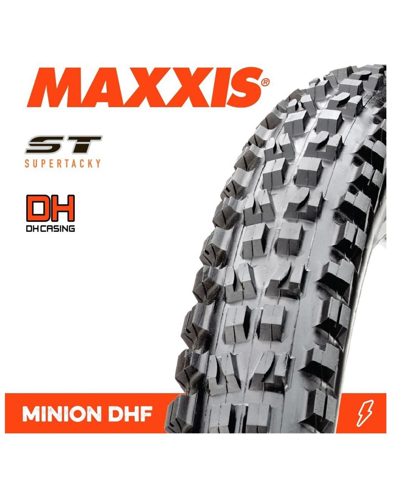 Maxxis Minion DHF 27.5 X 2.5 ST DH Tyre