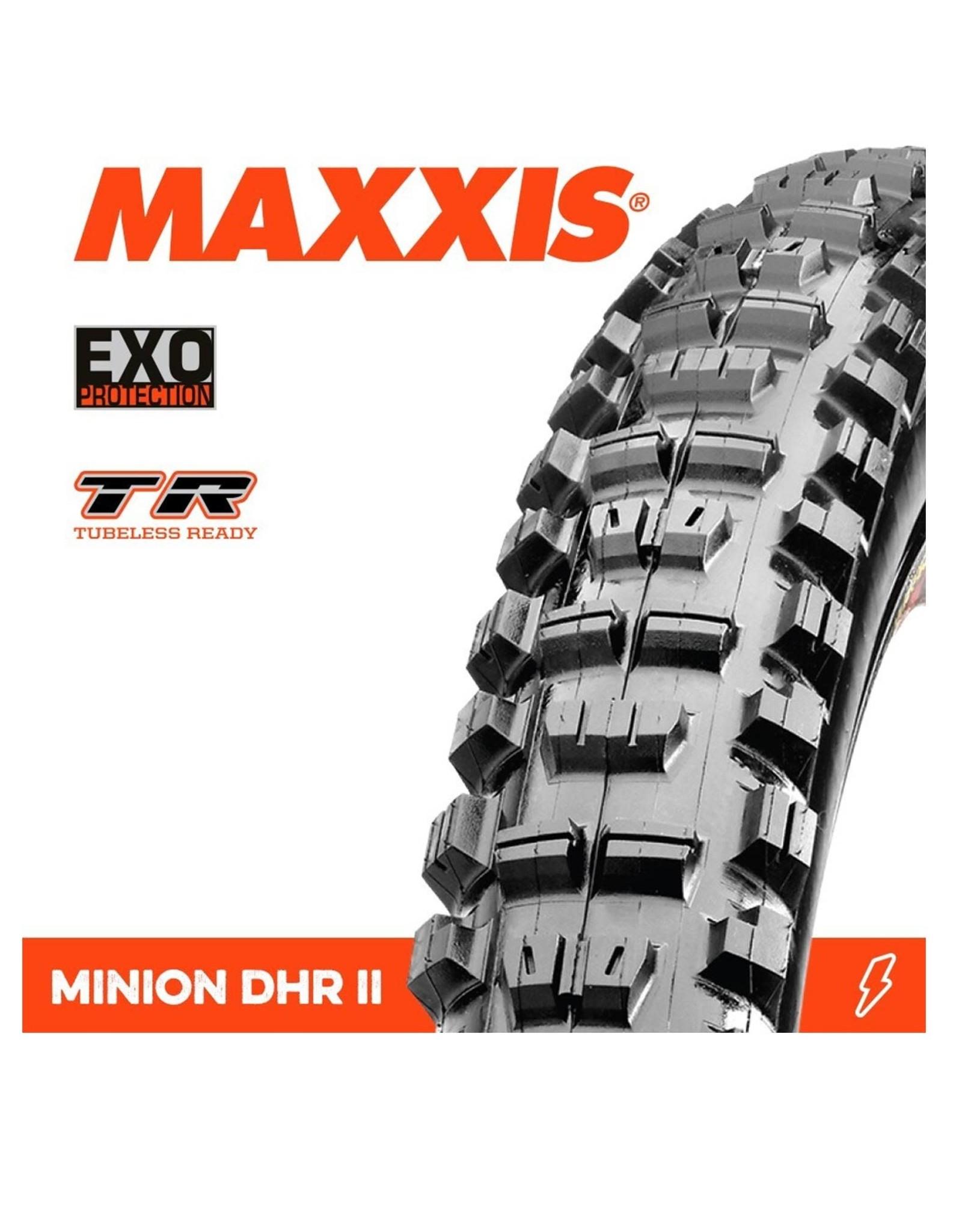 Maxxis Minion DHR II 29 X 2.3 EXO TR Tyre