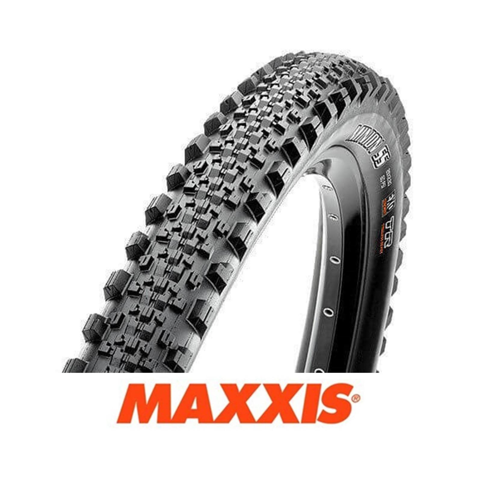 Maxxis Minion Semi Slick 27.5 X 2.3 TR Tyre