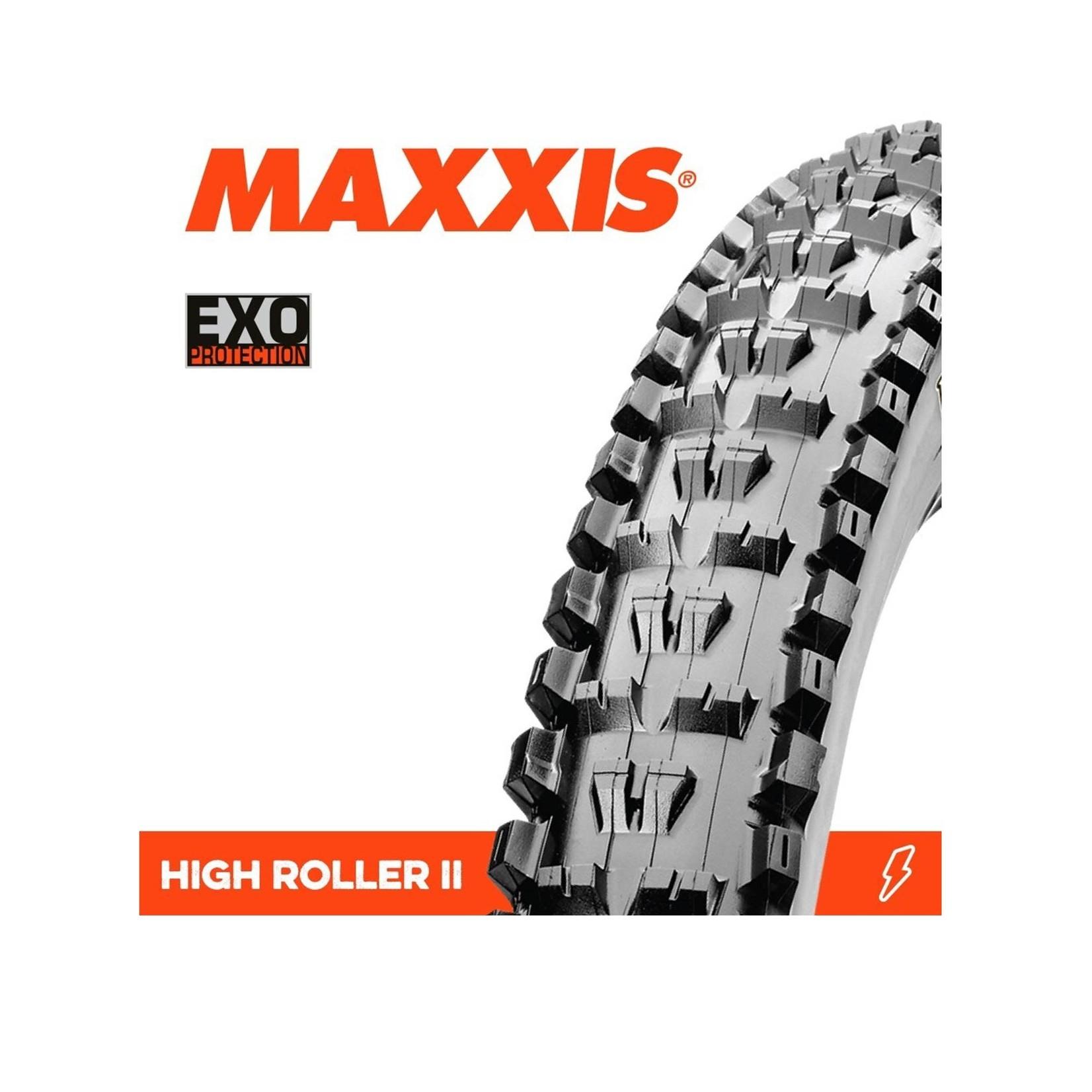 Maxxis High Roller II 27.5 X 2.40 EXO Tyre