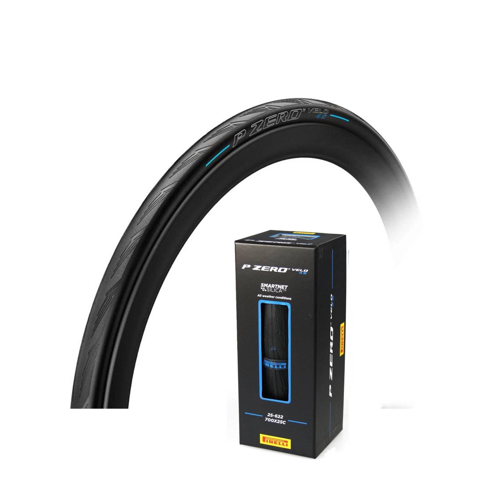 Pirelli Pzero Velo 4S Blue Tyre
