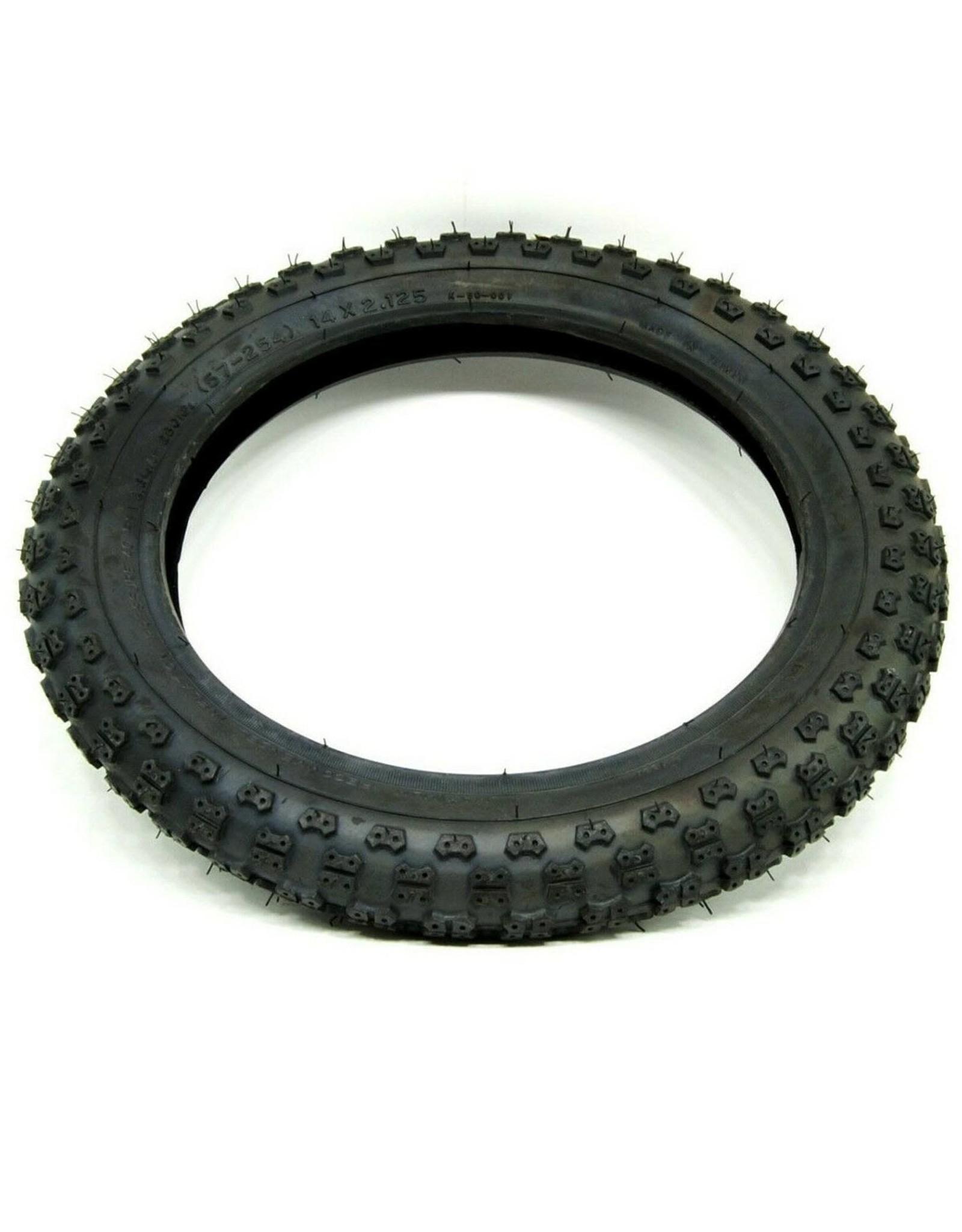 Kenda K50 14 x 2.125 Knobby Tyre