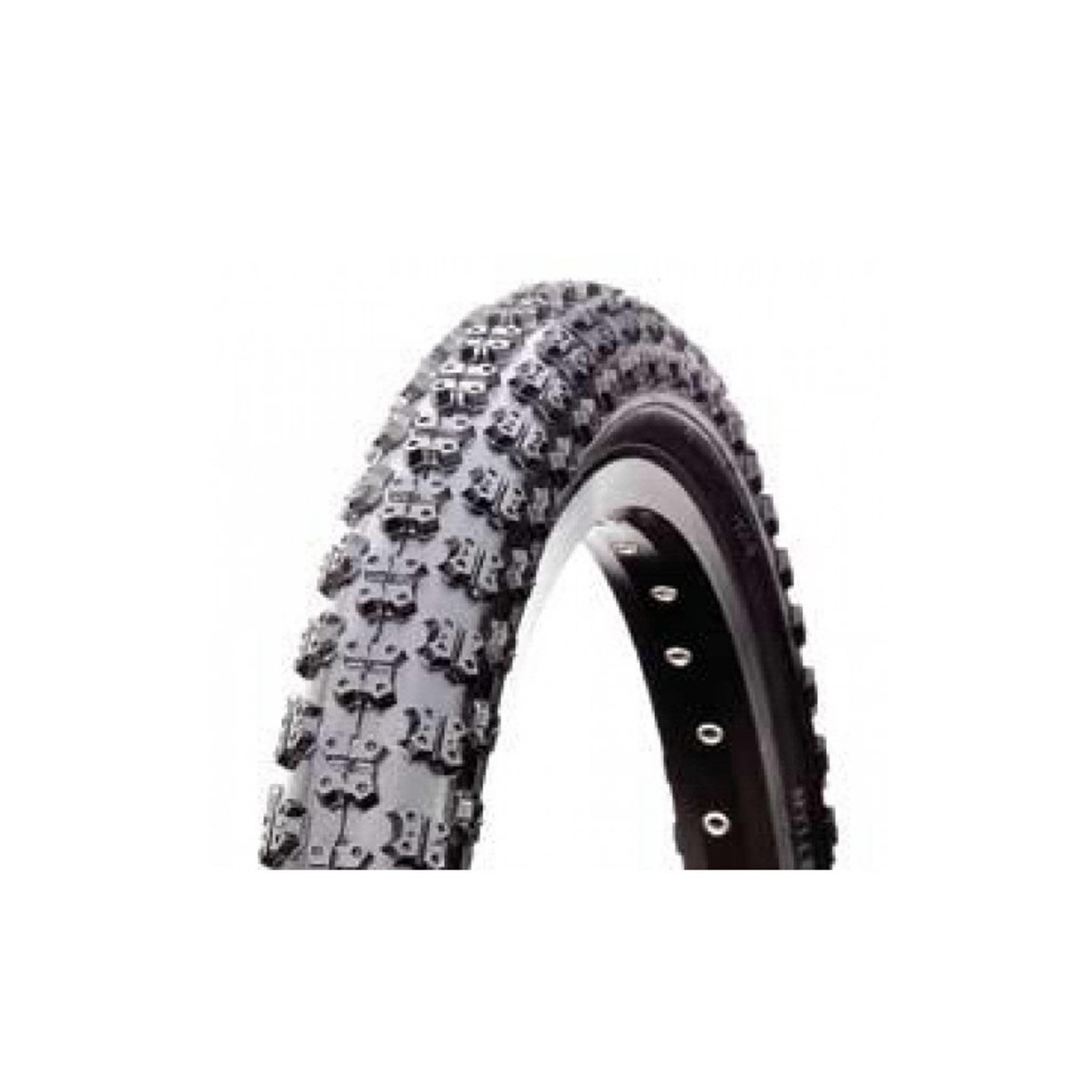 Chaoyang 16 x  1.75 Knobbly Tyre