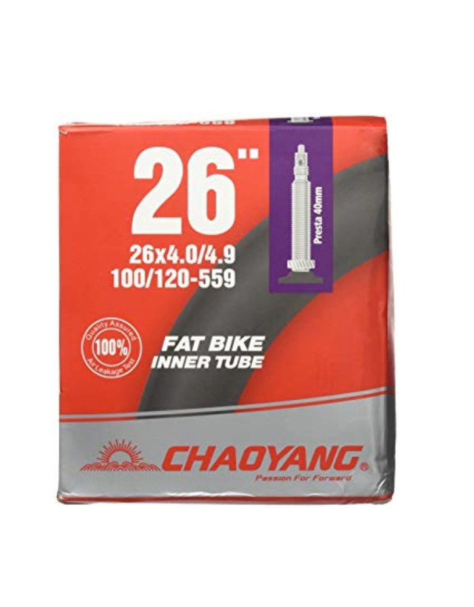 Chaoyang 26 x 4.0/4.9 Fat Bike Presta Tube