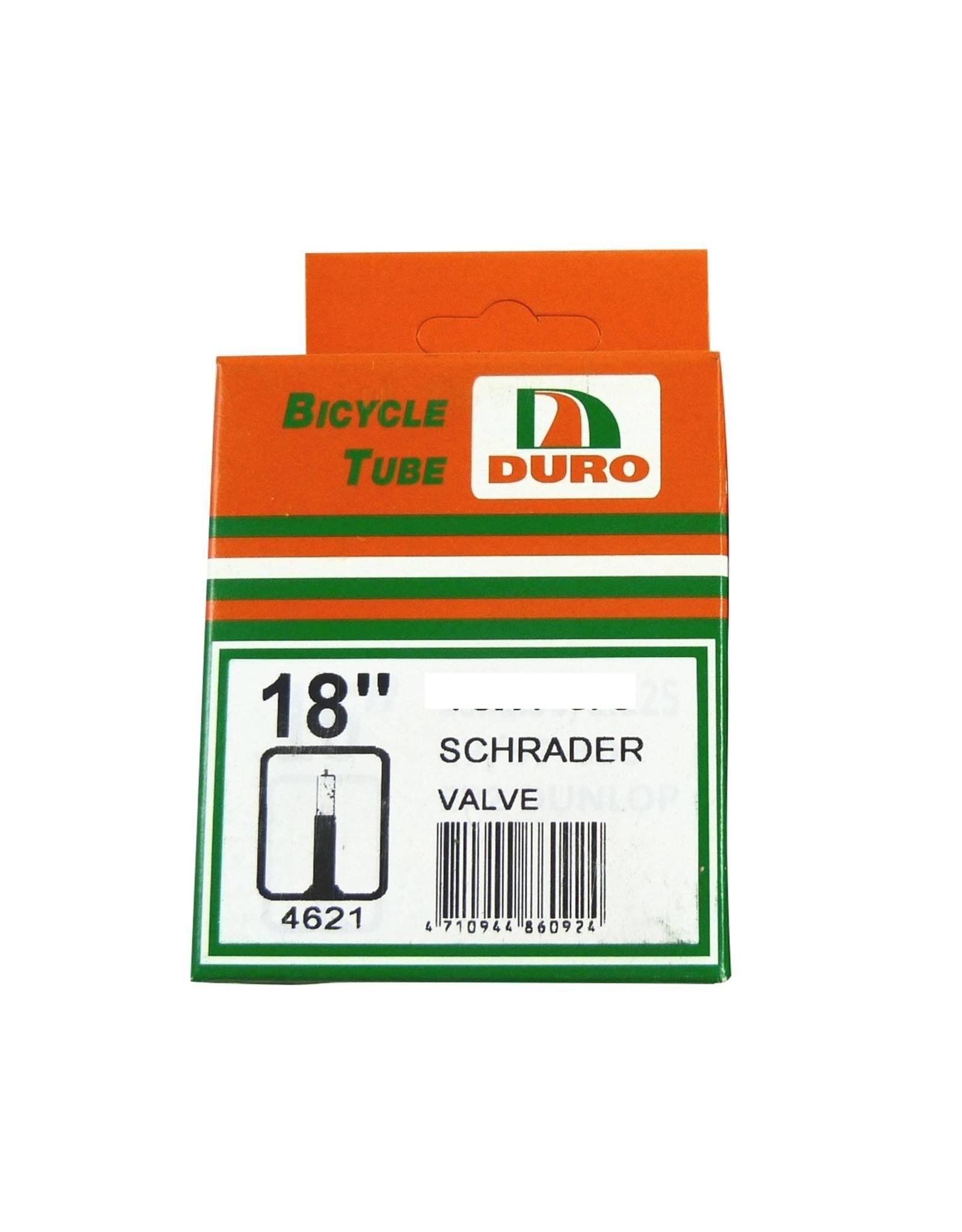 Duro 18 x 1.5 Schrader Tube