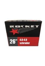 Rocket 26 x 4.0/4.9 Fat Bike Schrader Tube