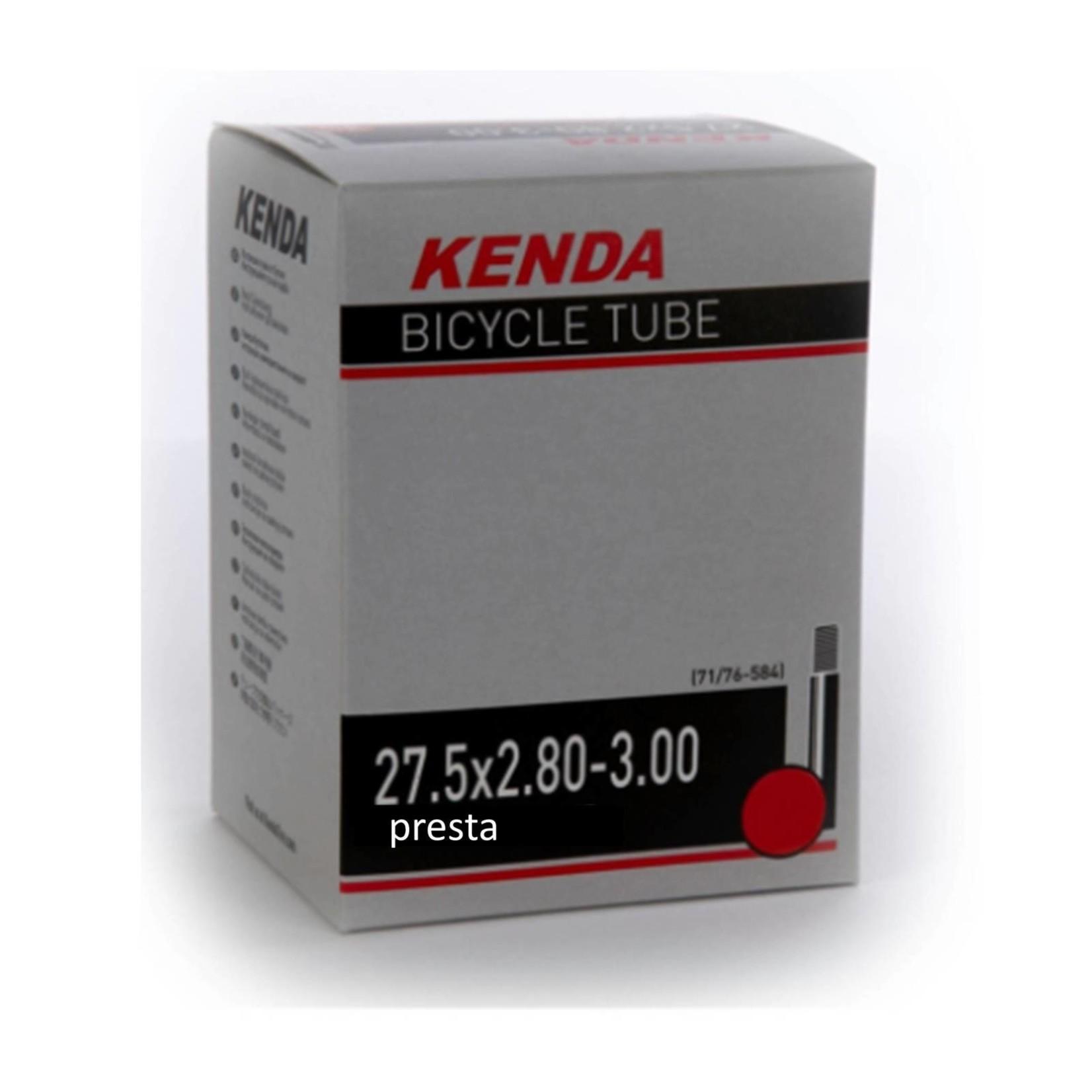 Kenda 27.5 x 2.8/3.0 Presta Tube