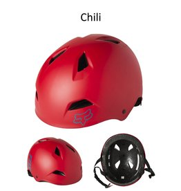 Fox Flight Sport Helmet Chili