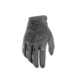 Fox Dirtpaw Full Finger Glove Black/Black