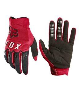 Fox Dirtpaw Full Finger Glove Flame Red