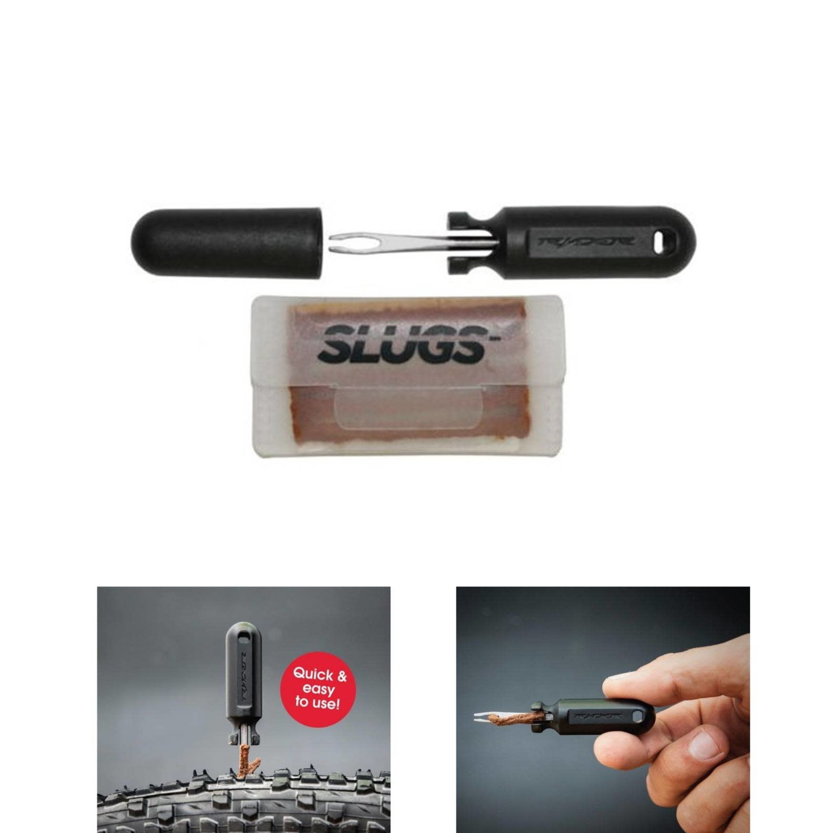 Ryder Slug Plug Tubeless Repair Kit
