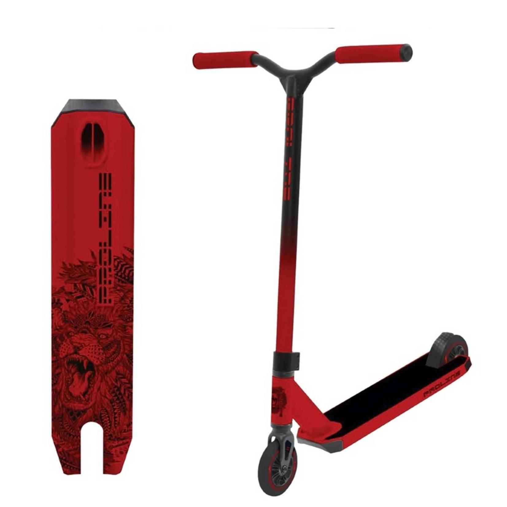 PROLINE Proline L1 Scooter Red