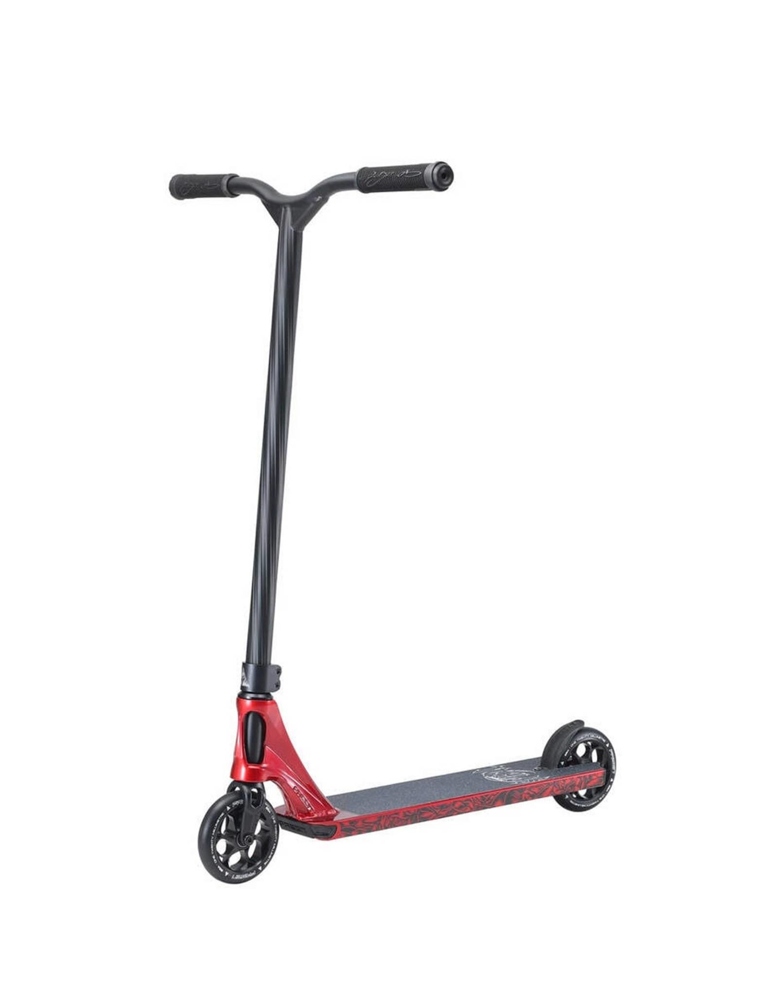 Fasen Scooter Complete Spiral Red