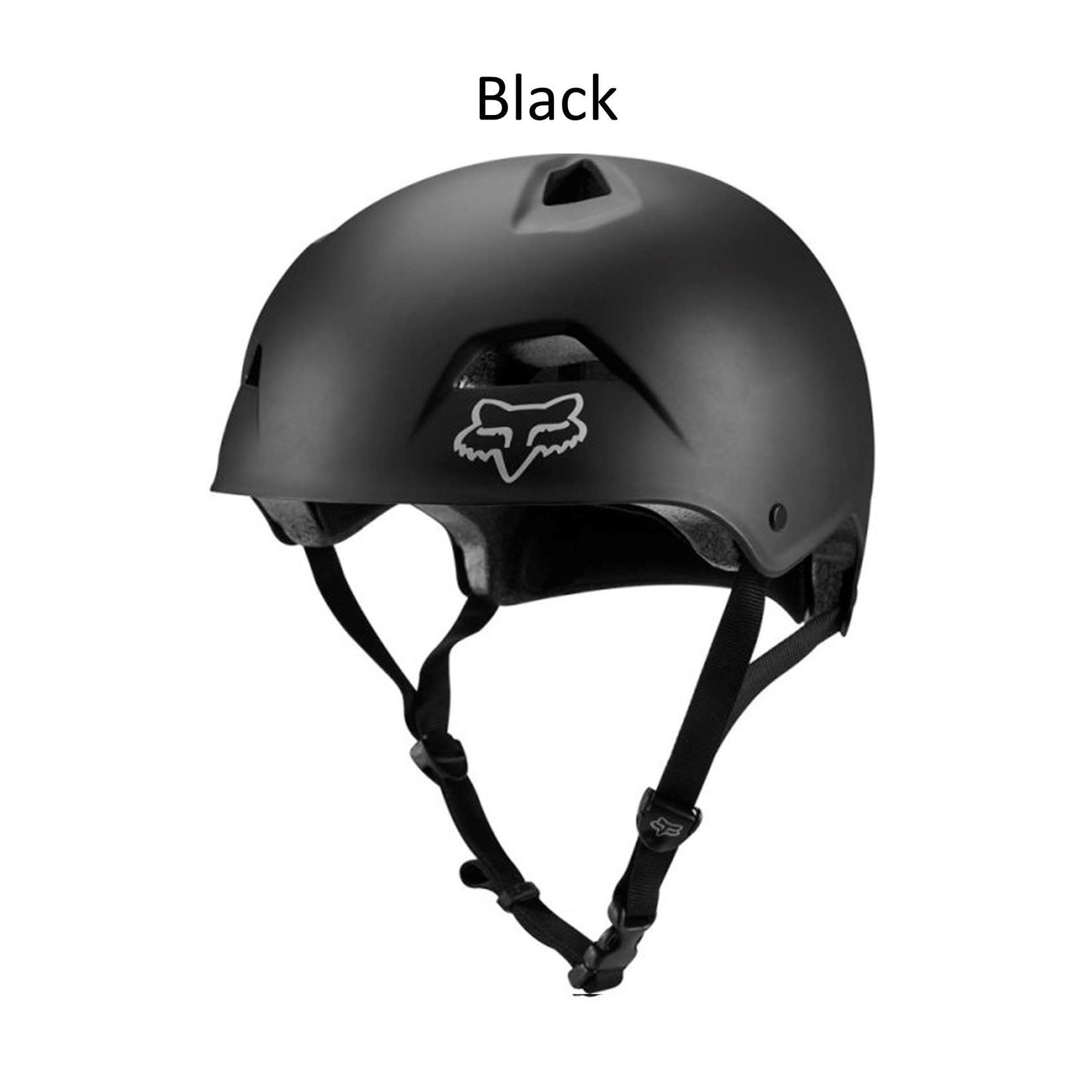 Fox Flight Sport Helmet Black