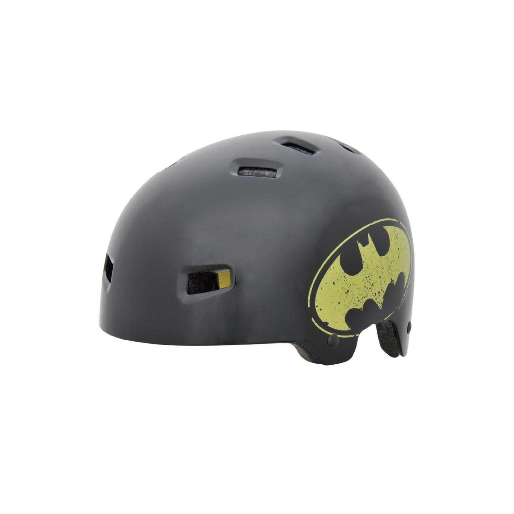 Azur T35 Kids 50-54cm Batman Helmet