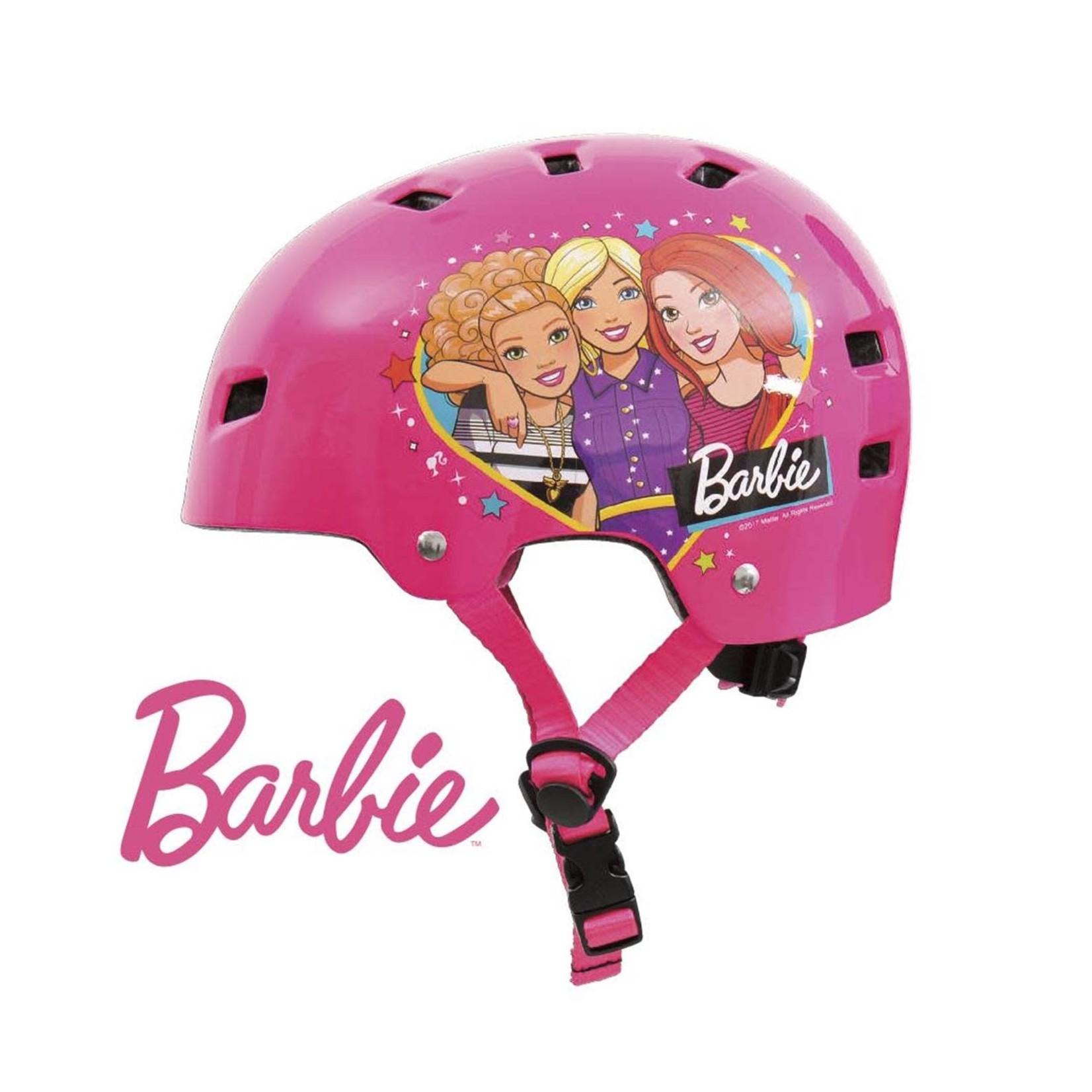 Azur T35 Kids 50-54cm Barbie Helmet