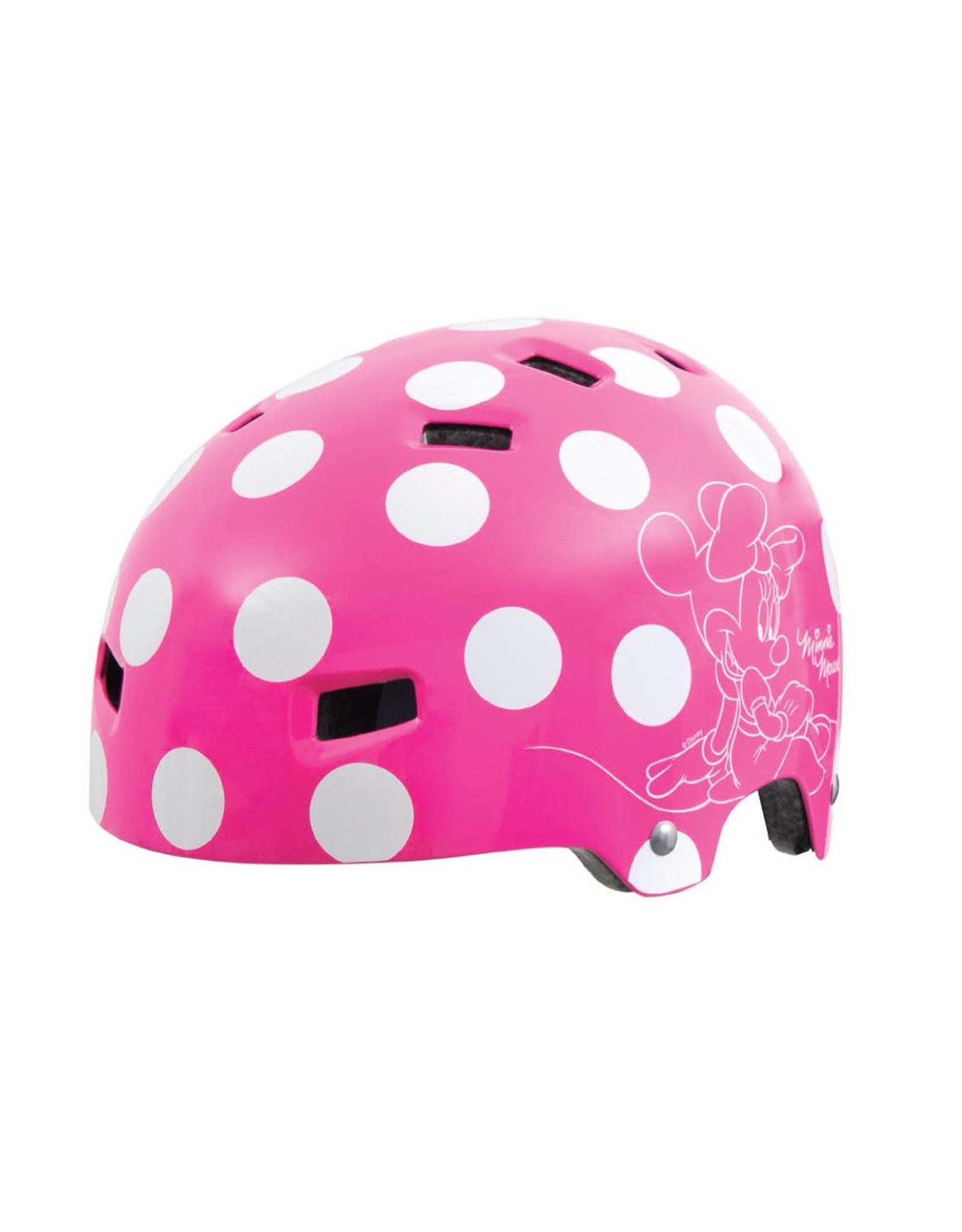 Azur T35 Kids 50-54cm Minnie Mouse Helmet