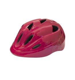 Azur Pink Kids Helmet
