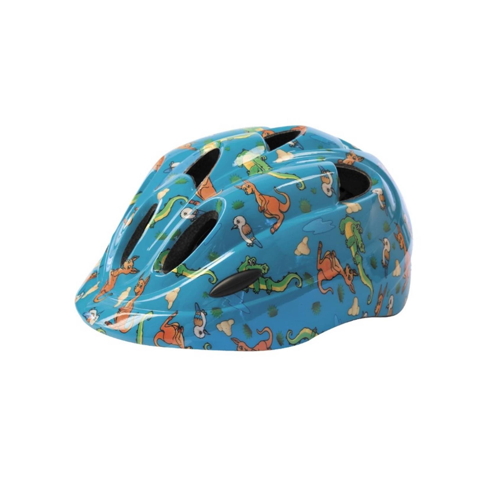 Azur Aussie Kids Helmet