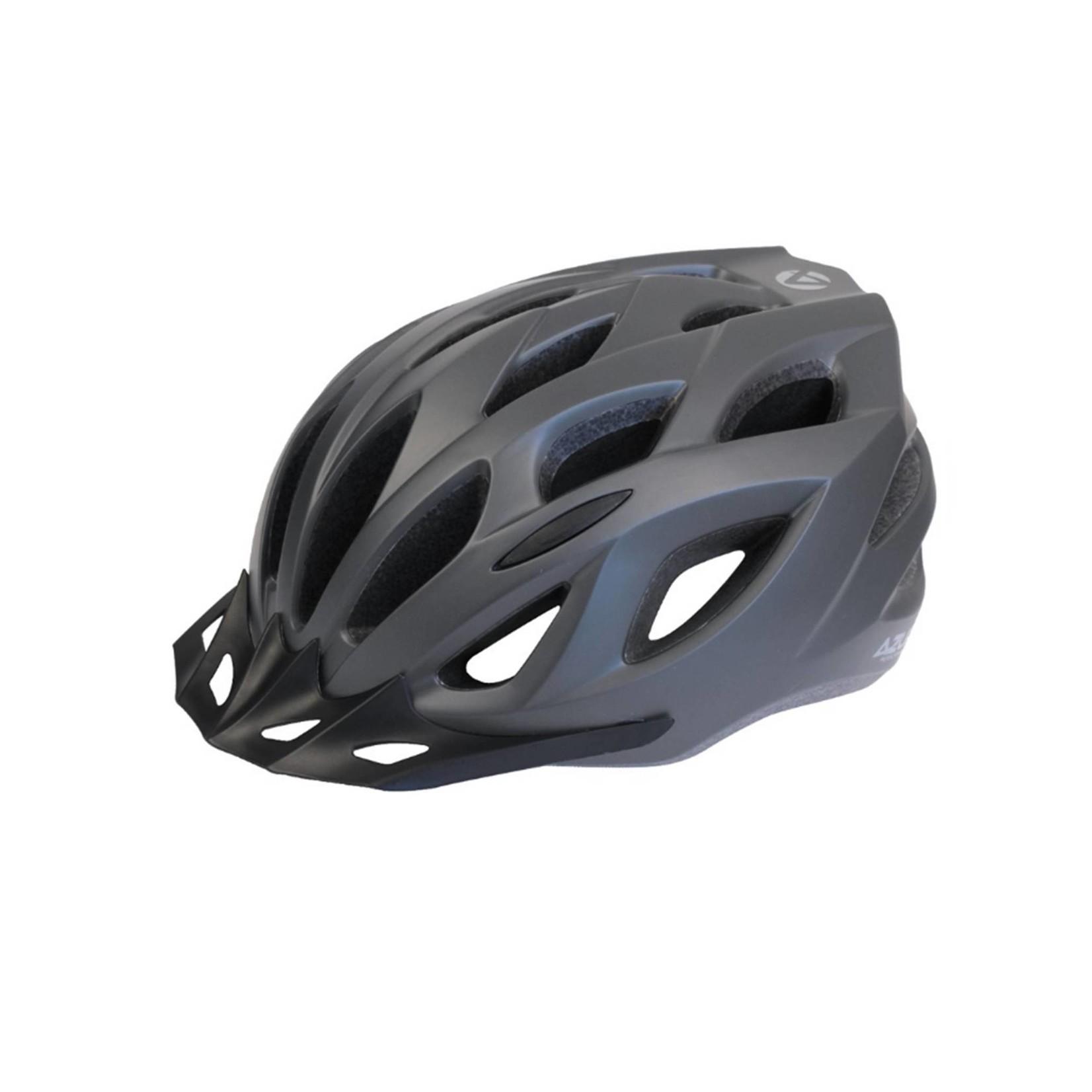 Azur L61 Matt Titanium Helmet
