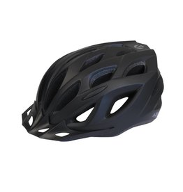 Azur L61 Satin Black Helmet