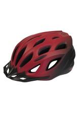 Azur L61 Red/Black Fade Helmet