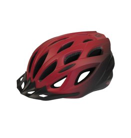 Azur L61 Red/Black Fade Helmet