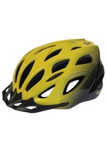 Azur L61 Yellow/Black Fade Helmet