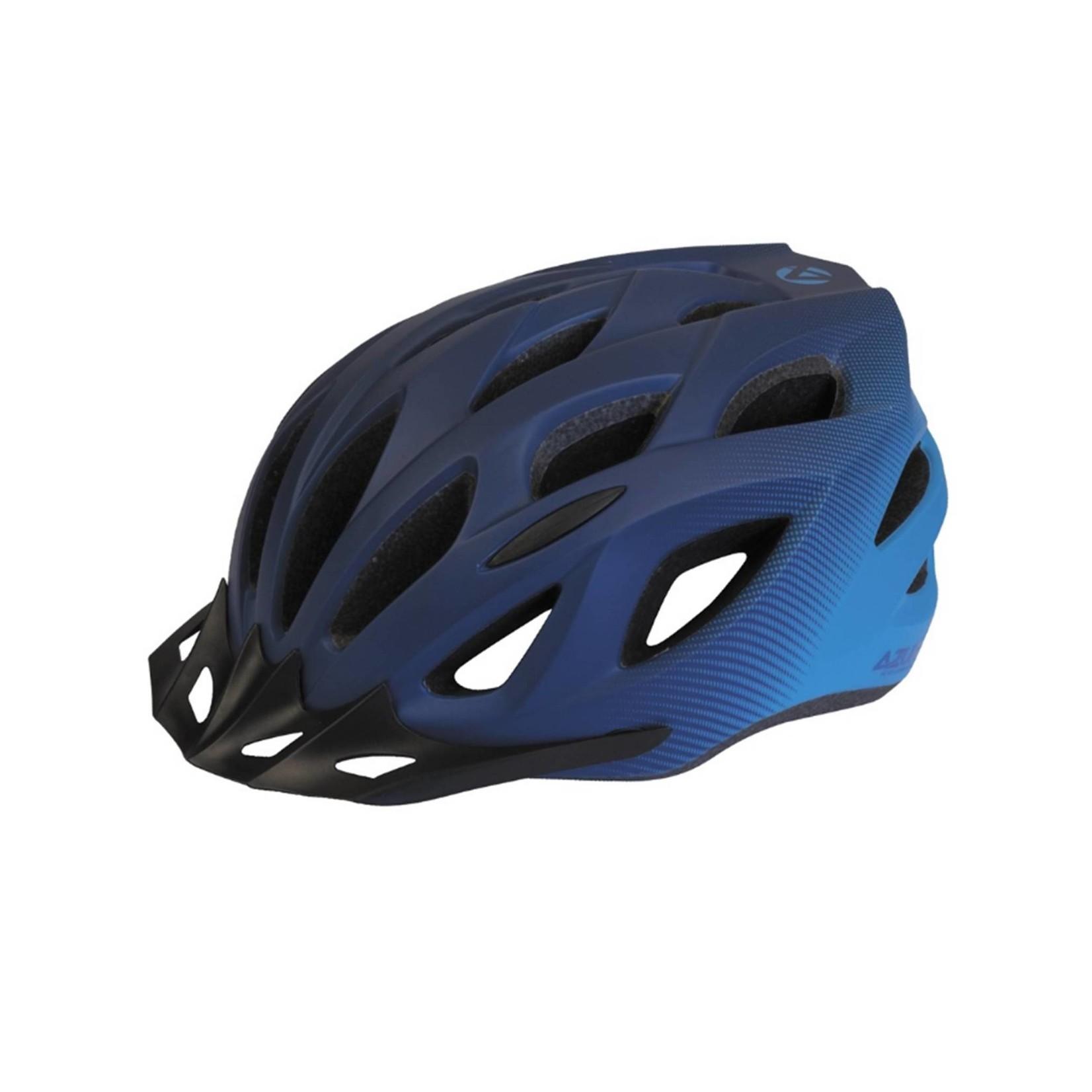 Azur L61 Satin Blue/Sky Fade Helmet