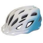 Azur L61 White/Bubblegum Fade Helmet