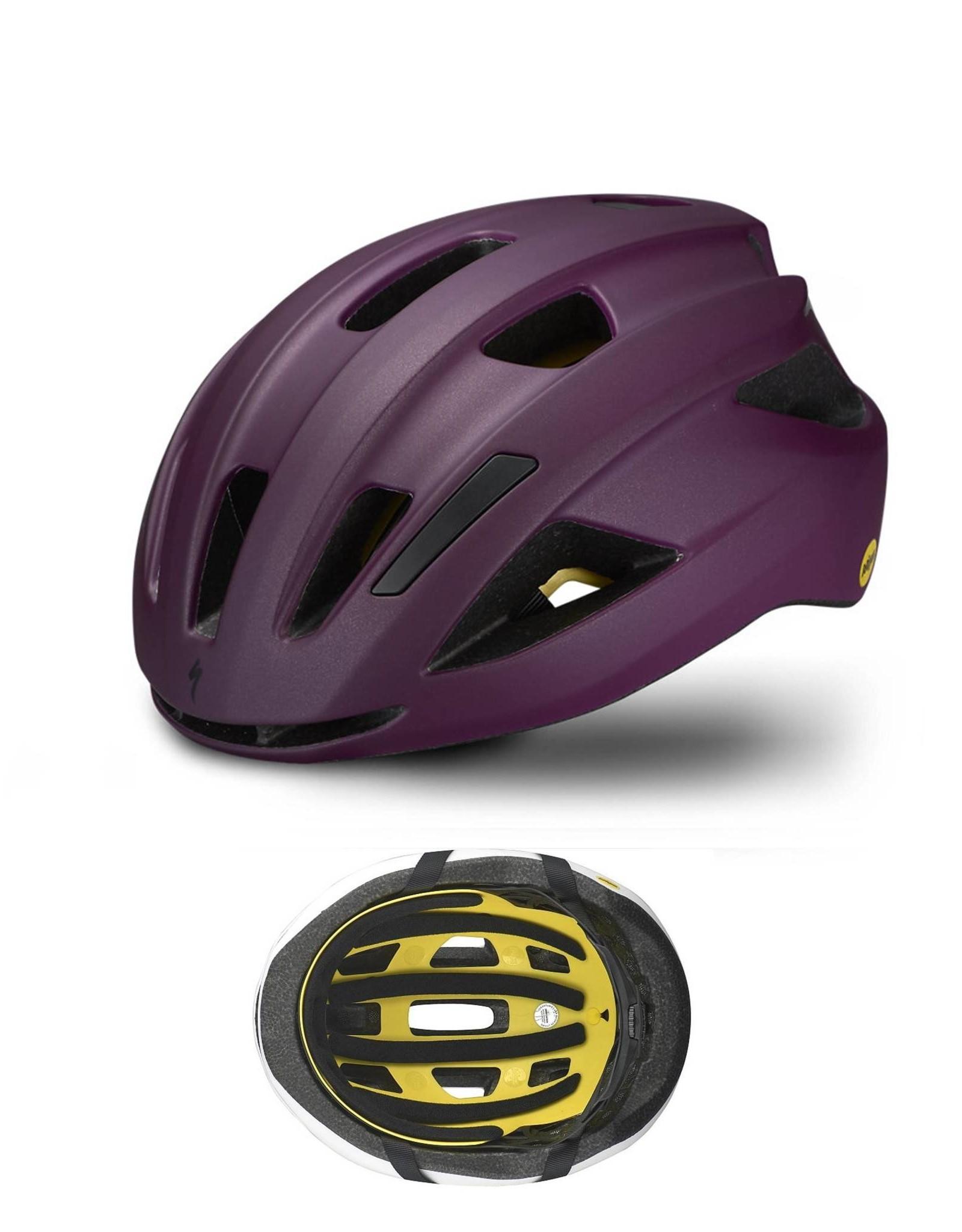 SPECIALIZED Specialized Align MIPS II Helmet Satin Cast Berry