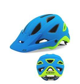 Giro Montaro MIPS MTB Blue/Lime Helmet