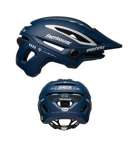 Bell Bell Sixer Fasthouse MIPS Blue/White Helmet M 55-59cm
