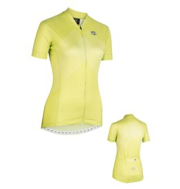 SOLO Solo Lightweight Womans Sulpur Yellow Jersey