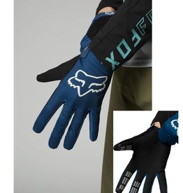 Fox Ranger Long Finger MTB Glove Dark Blue Indo